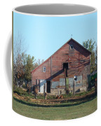 Horse Barn Coffee Mug