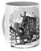 Horse Carriage, 1853 Coffee Mug