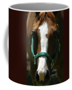 Horse Face Coffee Mug