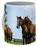 Horse Foul Play Vi Coffee Mug