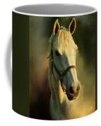 Horse Head Portriat Coffee Mug
