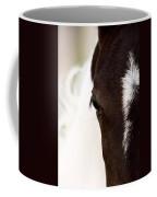 Horse Mare Saskatchewan Field Coffee Mug
