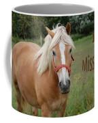 Horse Miss You Coffee Mug