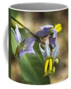 Horse Nettle Nightshade - Solanum Carolinense Coffee Mug