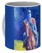 Horse Rider Coffee Mug