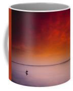 Horse Riding, Strangford Lough, County Coffee Mug