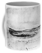 Horse Slaughter Camp 1858 Coffee Mug