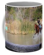 Horses Dont Like Water Coffee Mug
