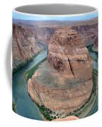Horseshoe Bend Near Page - Arizona Coffee Mug