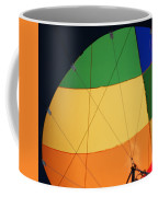 Hot Air Balloon Rigging Coffee Mug
