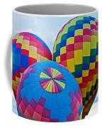 Hot Air Balloons Panorama Coffee Mug