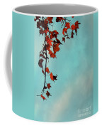 Hot And Cold Coffee Mug by Aimelle