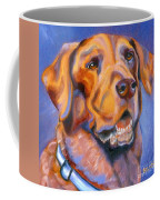 Hot Chocolate Lab Coffee Mug
