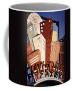 Hot City Streets Coffee Mug