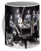 Hot Five Coffee Mug