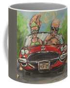 Hot Fun Corvette Coffee Mug