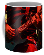 Hot Licks Coffee Mug by Bob Christopher