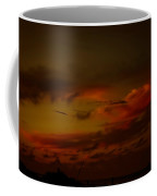 Hot Summer Night Sky Coffee Mug