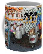 Hot Water Bear Coffee Mug