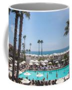 Hotel Del Coronado Pool  Coffee Mug