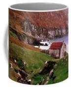 House At The Coast Coffee Mug