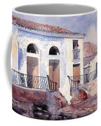 House In Santiago Coffee Mug