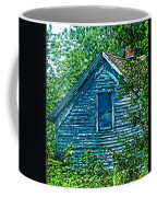 House In The Woods Art Coffee Mug