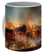 House On Fire Coffee Mug