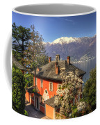 House On The Lake Front Coffee Mug