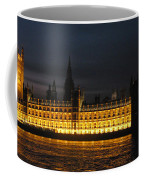 Houses Of Parliament Coffee Mug