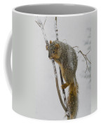 How I Hate Snow Coffee Mug