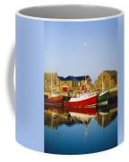 Howth Harbour, County Dublin, Ireland Coffee Mug