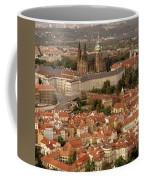 Hradcany In Prague Coffee Mug
