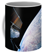 Hubble Space Telescope Coffee Mug