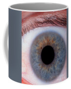 Human Eye Coffee Mug