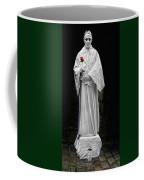 Human Statue Coffee Mug