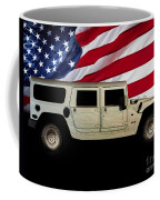 Hummer Patriot Coffee Mug