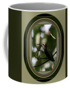 Hummingbird - Card - Glint Of The Eye Coffee Mug
