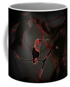 Hummingbird - Ruby-throated Hummingbird- Different Coffee Mug