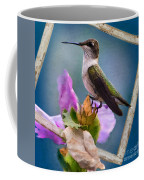 Hummingbird Picture Pretty Coffee Mug
