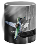 Hummingbird Wings II Coffee Mug