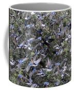 Hundreds - Tree Swallows Coffee Mug