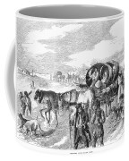 Hungarian Gypsies, 1874 Coffee Mug