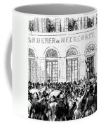 Hungarian Home Rule, 1848 Coffee Mug by Granger