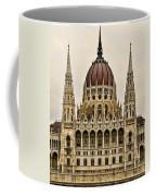 Hungarian Parliment Building Coffee Mug