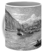 Hungary: Budapest, 1886 Coffee Mug
