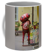 Hungry Alien Coffee Mug