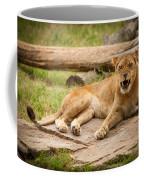 Hungry Lion Coffee Mug