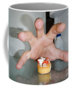 Hungry Coffee Mug