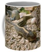 Hunter And Hunted Coffee Mug